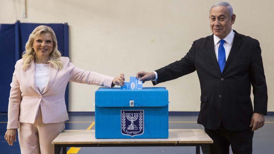 Israel elecciones 17092019
