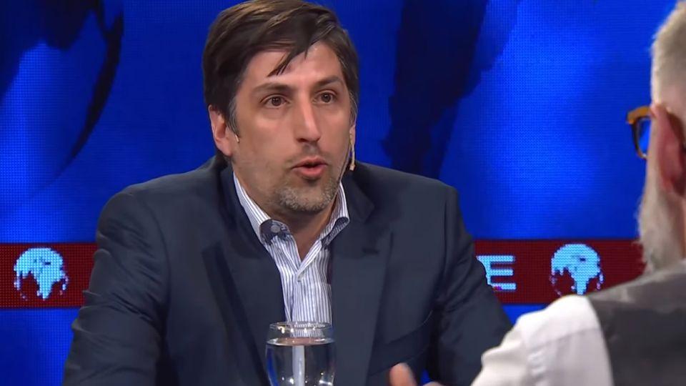 Nicolás Trotta, coordinador de los equipos técnicos deAlberto Fernández.