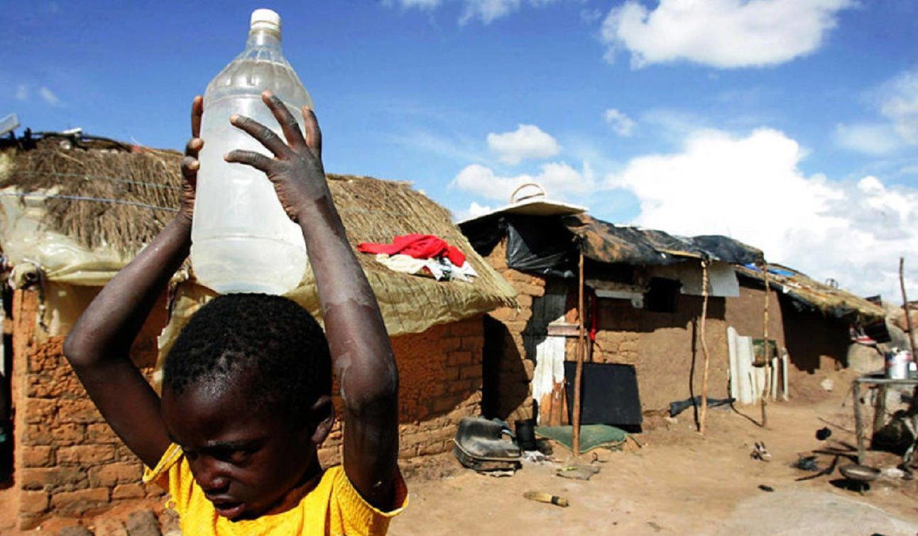 Zimbabue vive una crisis peor que la Argentina