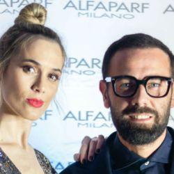 Chechu Bonelli y Mimmo Lasserra