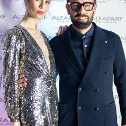 De la mano de Alfaparf Milano, las celebrities conocieron las últimas tendencias en cortes y coloración