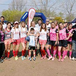 Fútbol Femenino en versión Pink Soccer
