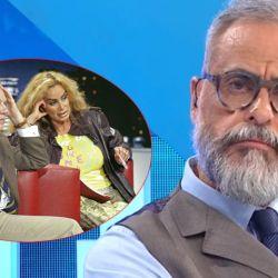 Jorge Rial habló de Salomón y Ferriols