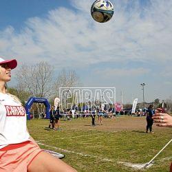 Pink Soccer