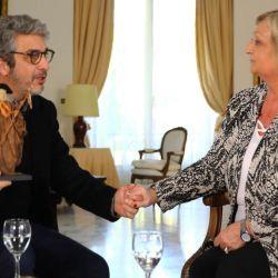 Ricardo Darín fue distinguido con la obra El Gaucho por su estrecha relación con Uruguay