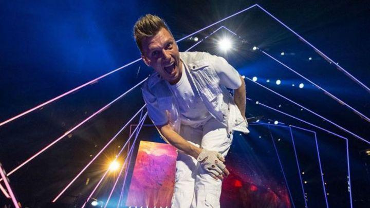 Nick Carter, de Backstreet Boys, denunció a su hermano