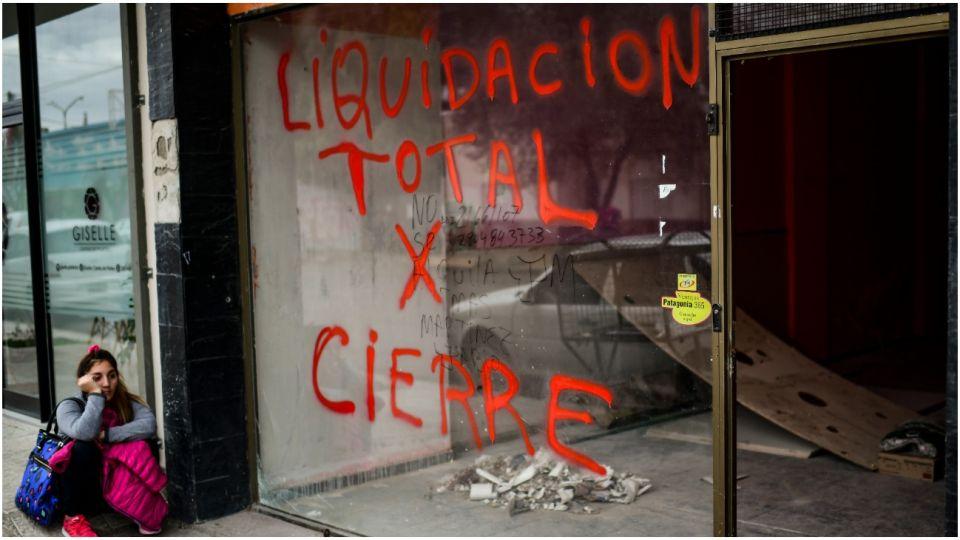 La provincia de Chubut es una de las más afectadas por la crisis nacional.