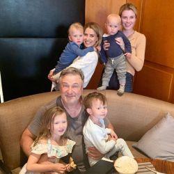 Alec Baldwin volverá a ser padre a los 61 años