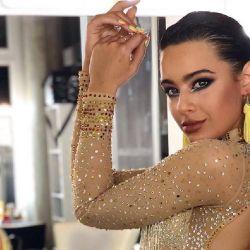 El sensual baile de Flor Jazmín, la bailarina de Nico Occhiato, que causó furor