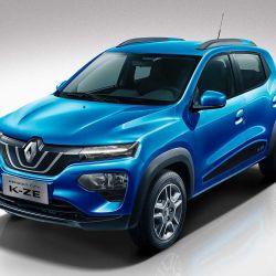 Renault Kwid eléctrico (City-KZE)