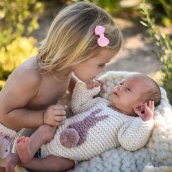 Ternura total, Carlos Baute mostró la carita de su beba, Alisse