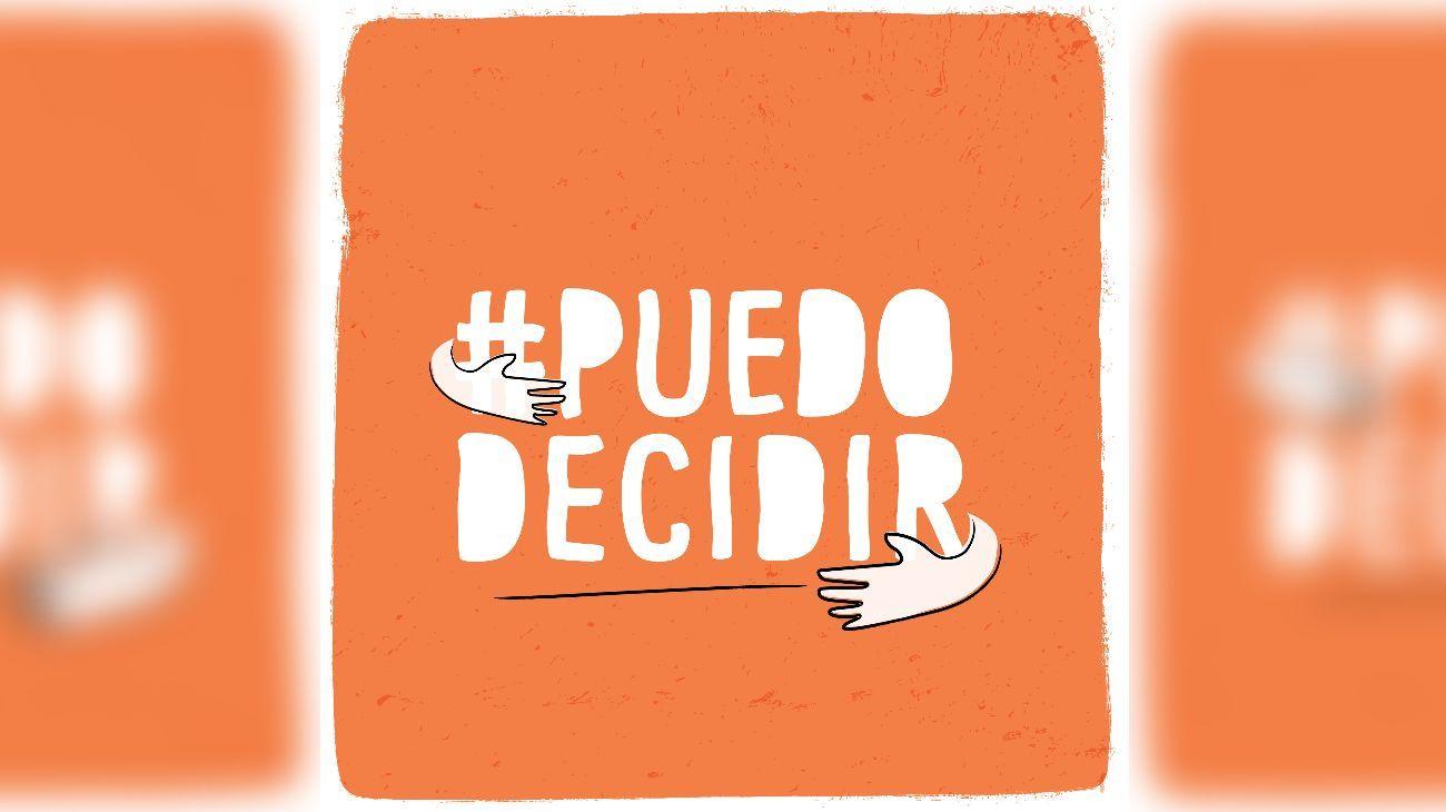 #PuedoDecidir: la campaña para prevenir el embarazo no planificado en la adolescencia.