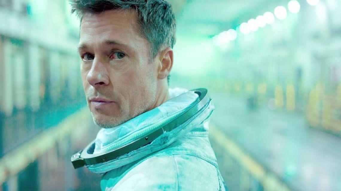 Brad Pitt es un astronauta en Ad Astra