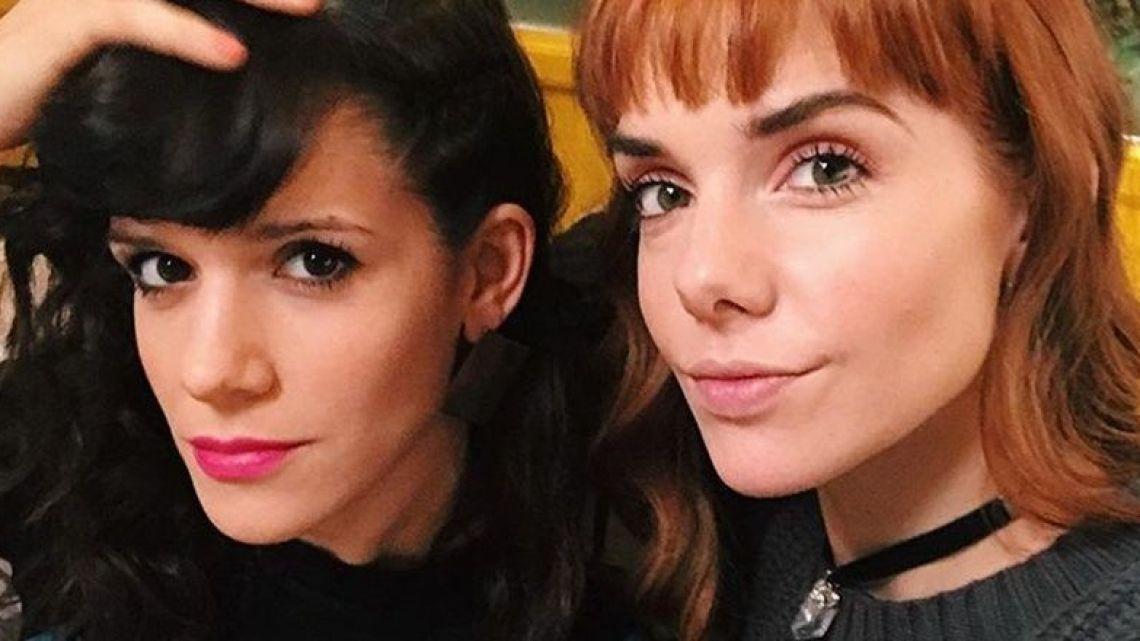 """""""Flozmin"""", la pareja más querida de """"Las Estrellas"""", se volvieron a juntar"""