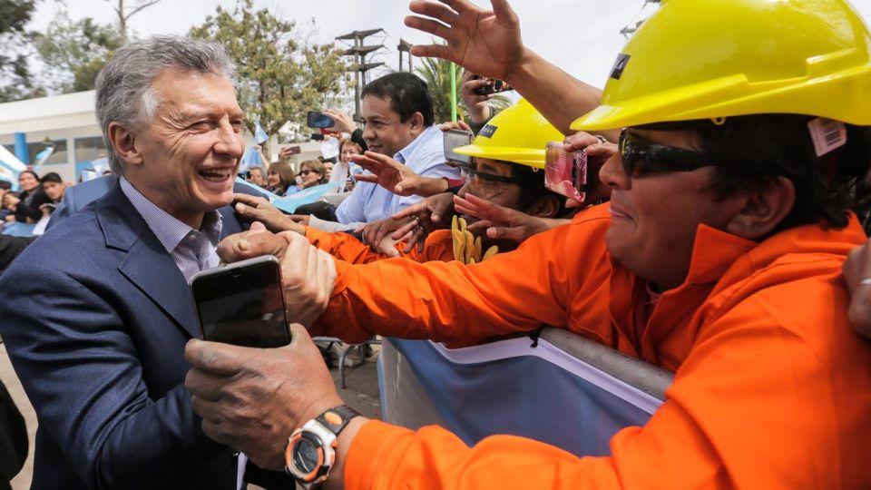 Mauricio Macri en Jujuy.
