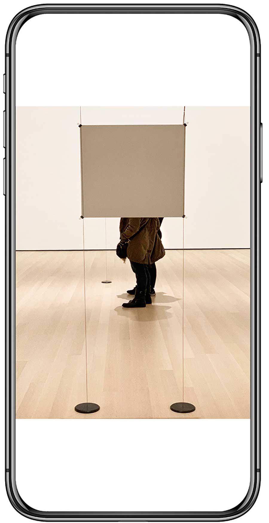 Aldo Sessa. Mi tercer ojo. Muestra de fotografías tomadas con la cámara del teléfono celular.