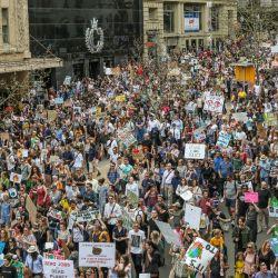 Este 20 de septiembre ha sido el día elegido para la Global Climate Strike, una protesta a nivel mundial en contra del cambio climático.