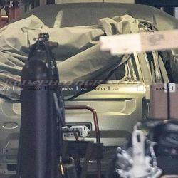 Ford Baby Bronco (fuente: Motor 1)