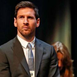 Leo Messi apostó al la industria de la moda