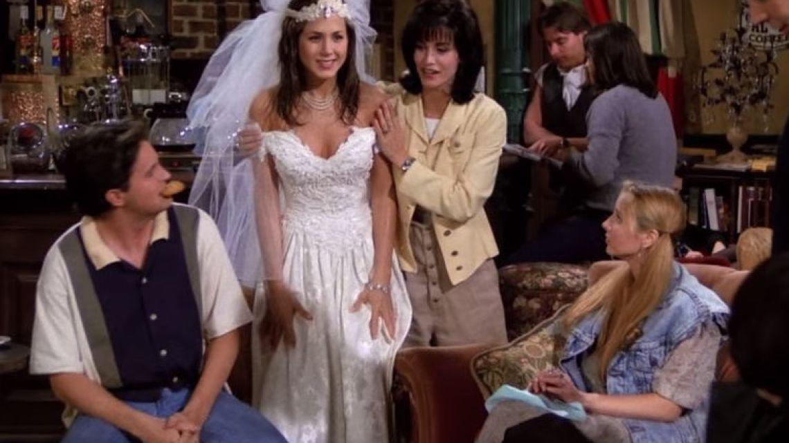 Jennifer Aniston y su debut en Friends