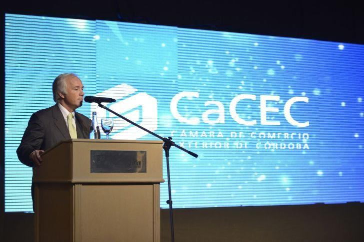 GESTION. Marcelo Olmedo es el presidente de la Cámara de Comercio Exterior.