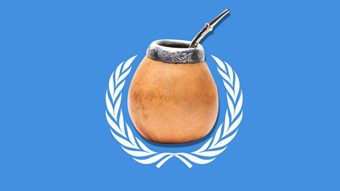 The history of Argentina and the UN.