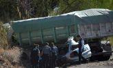 Grave accidente en Mendoza: murieron cinco personas en la Ruta 40