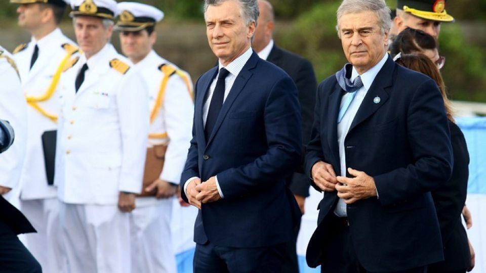 EN LA MIRA. Aguad, el ministro cordobés de Macri que tiene varios frentes abiertos en Comodoro Py.