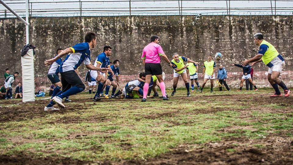 Escape a la victoria. El Proyecto Espartanos, con el rugby como uno de sus pilares, se replica en las cárceles de Bouwer y Río Cuarto.