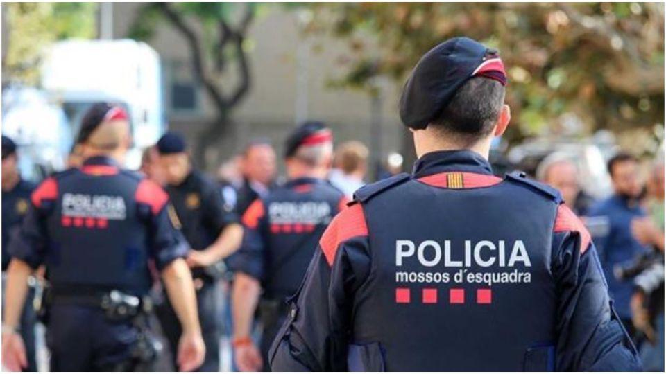 El argentino fue detenido por Mossos dEsquadra.
