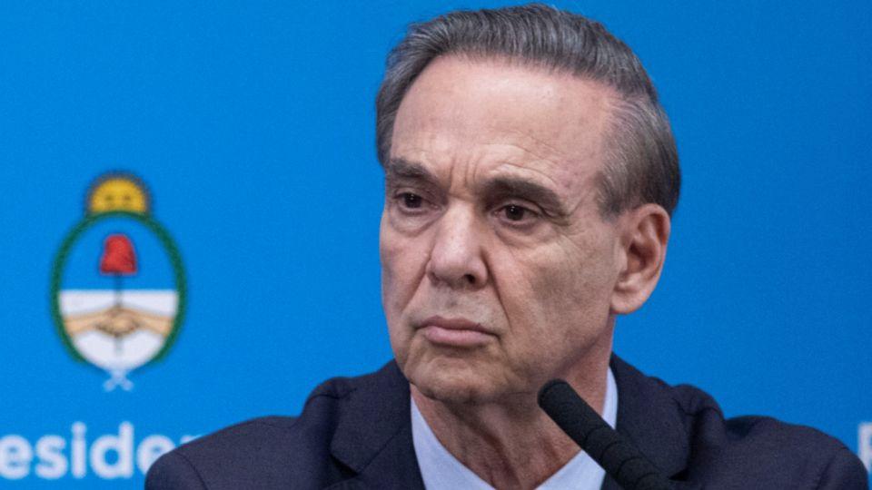 Miguel Ángel Pichetto, candidato a vicepresidente de Juntos por el Cambio.