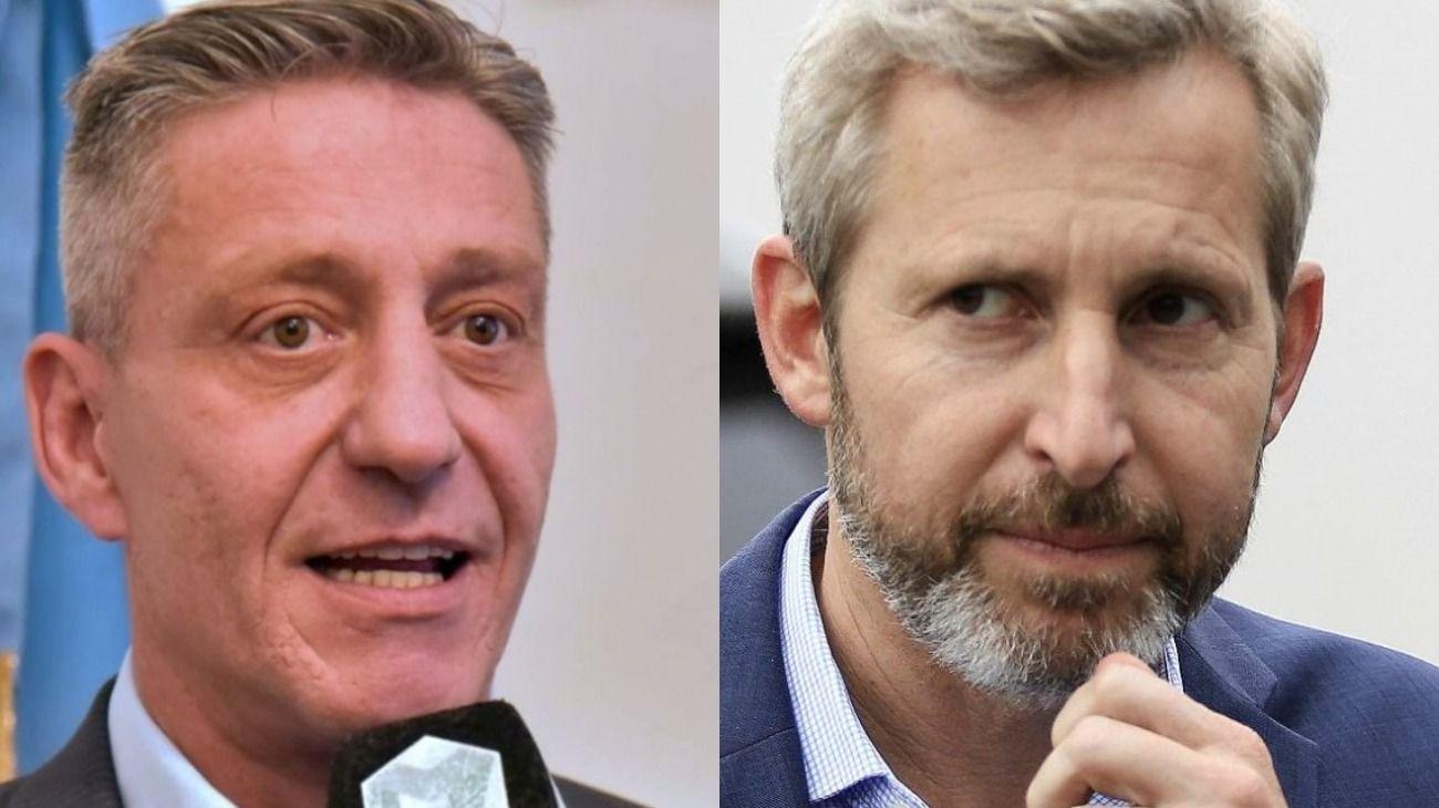 Chubut en llamas: Arcioni se reúne con el Gobierno nacional en busca de ayuda