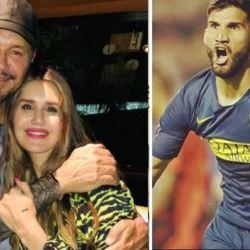 El gesto del novio de Mica Tinelli que podría enojar a Marcelo