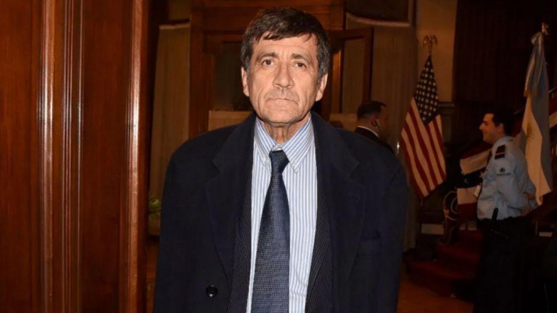 Marcos Gastaldi sufrió un accidente: está internado y muy grave