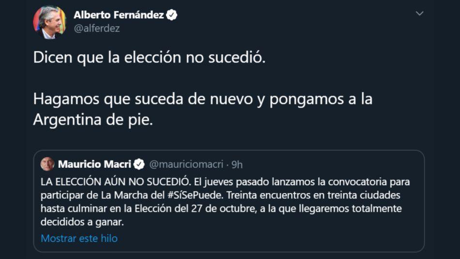 twitter alberto mauricio