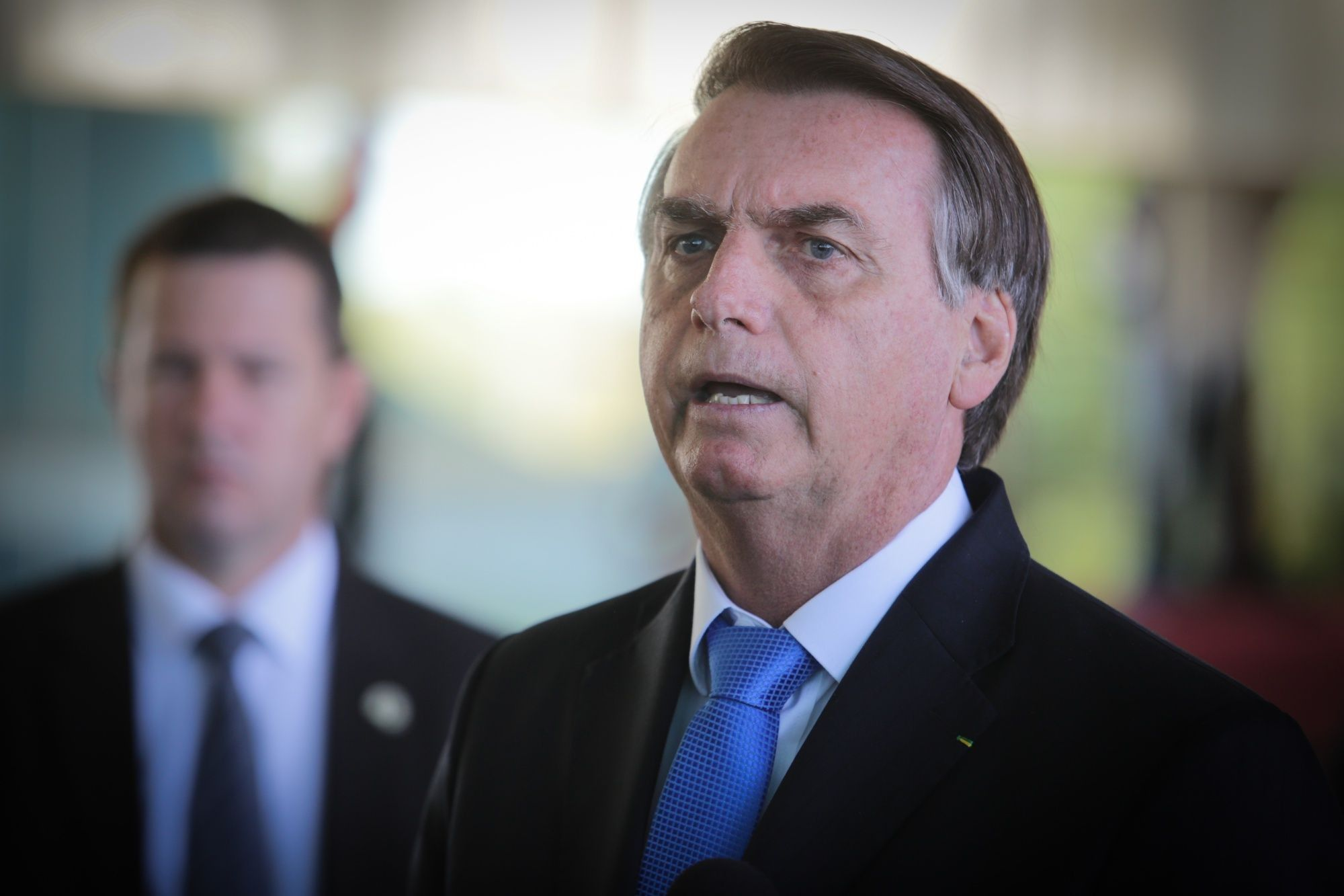 As Amazon Burns, Brazil's Bolsonaro to Address UN on Environment
