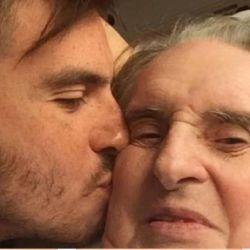 La tristeza de Fede Bal por la salud de su padre, Santiago