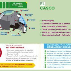 Fuente: Agencia Nacional de Seguridad Vial.