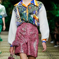 Los mejores looks del desfile de Dolce and Gabbana