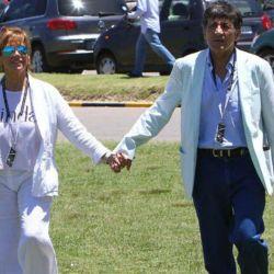 Marcela Tinayre habló del crítico estado de salud de Marcos Gastaldi
