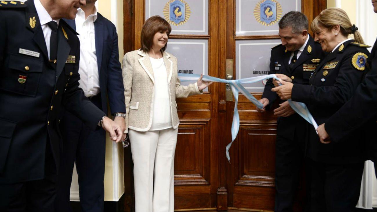 Durante su gestión al frente del Ministerio de Seguridad, Patricia Bullrich tuvo la tarea de liderar la lucha contra el narcotráfico.
