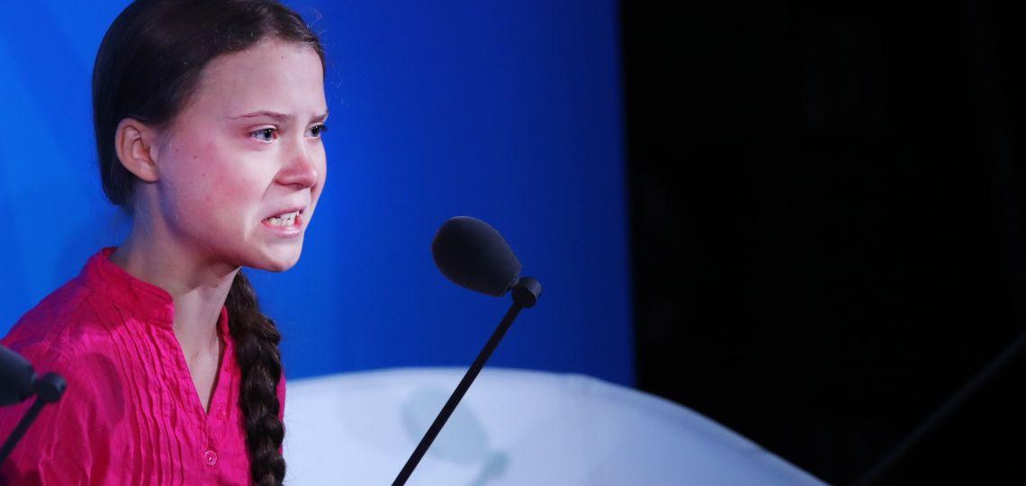 El desafiante mensaje de la activista Greta Thunberg en la ONU