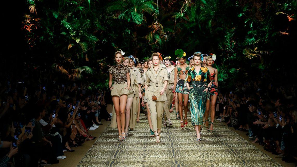 Milán Fashion Week: Todos los detalles del desfile de Dolce and Gabbana