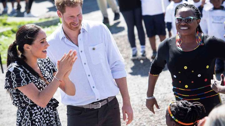 Meghan Markle y el príncipe Harry dejan en claro sus conflictos con la corona británica