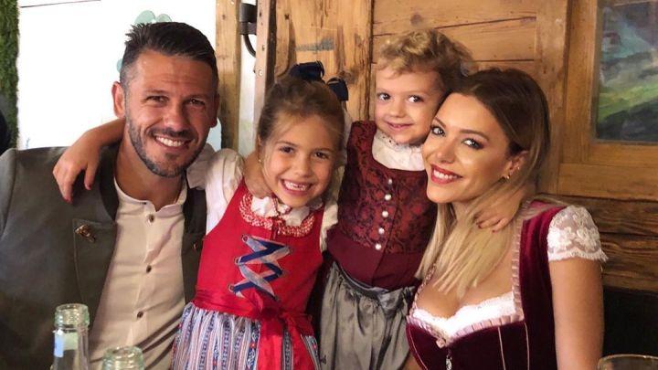 El desopilante video de las hijas de Eva Anderson cantando como Thalía
