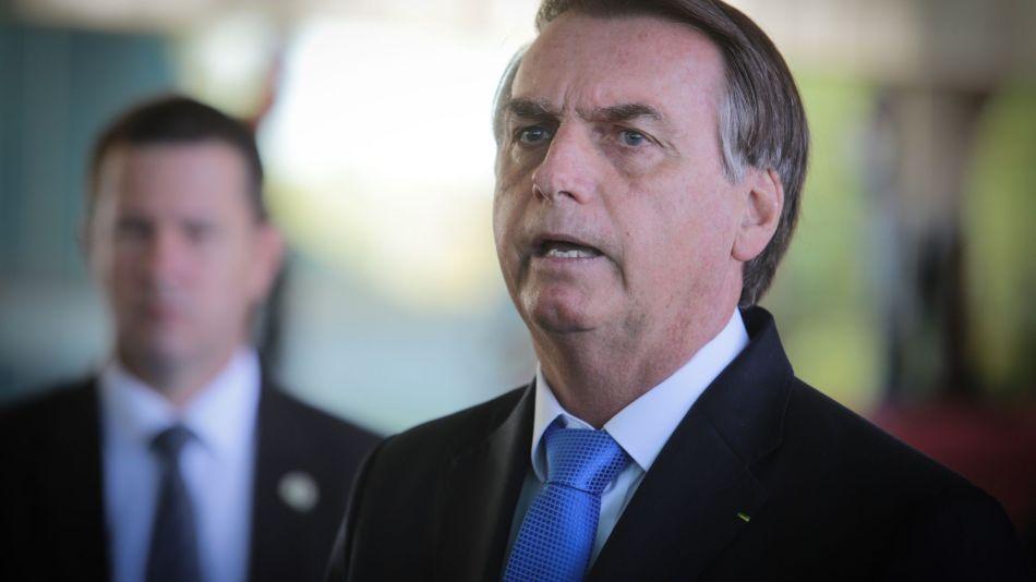 As Amazon Burns, Brazil's Bolsonaro to Address UN on Environment