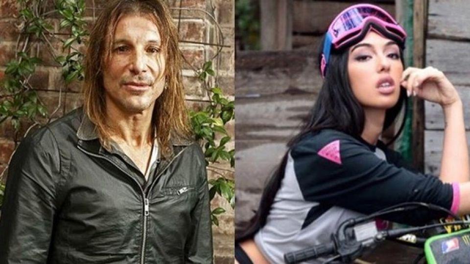 Claudio Paul Caniggia y Sofía Bonelli, ya no ocultan su amor