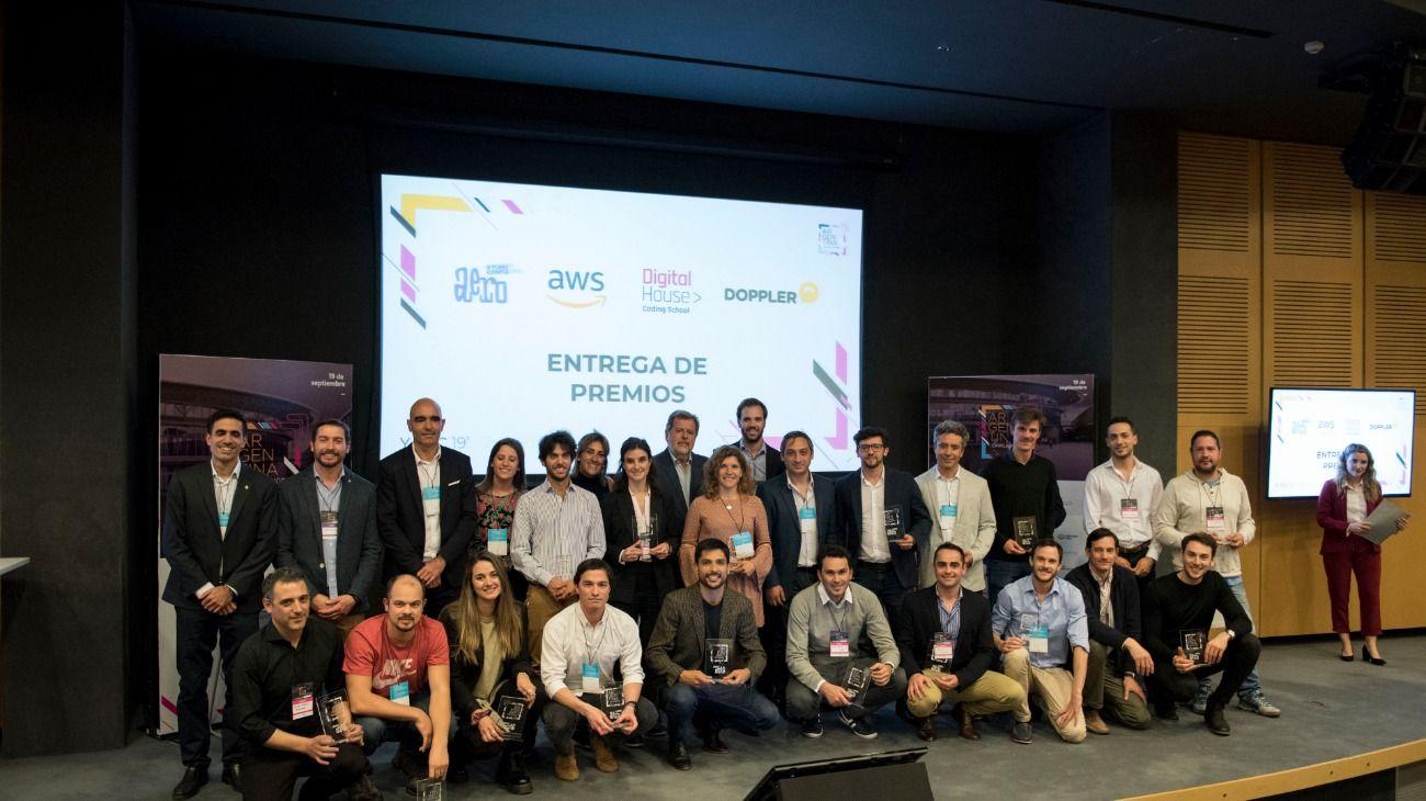 Talento argentino: un concurso reunió a las 18 startups más innovadoras del país