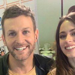 Axel y Tini Stoessel en Madrid