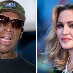 Dennis Rodman reveló que Madonna le ofreció 20 millones por embarazarla